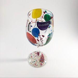 Lolita hallmark celebrate love my wine glass